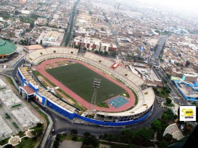 Estadio Mansiche de Trujillo